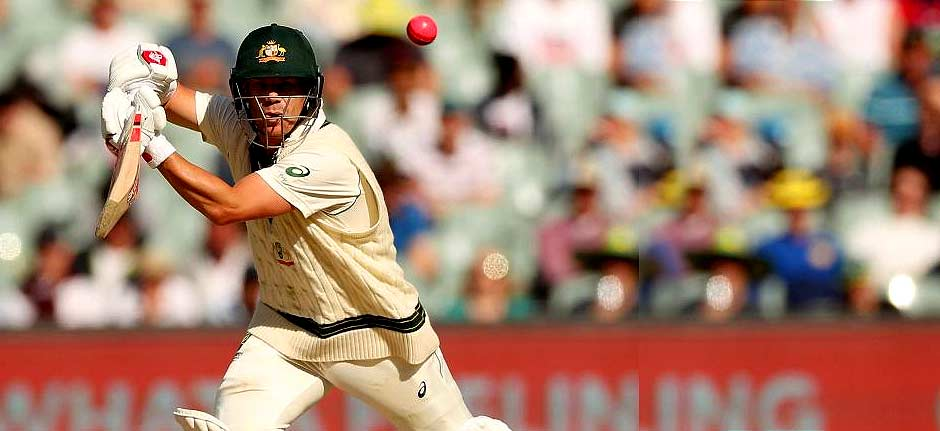 How's That ! David Warner's stunning 335 not out in Adelaide