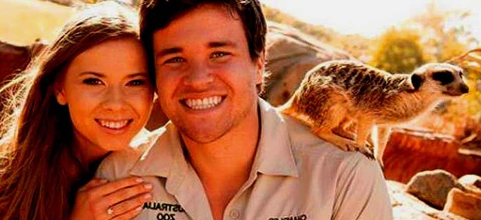 Bindi Irwin marries partner in secret Queensland zoo wedding