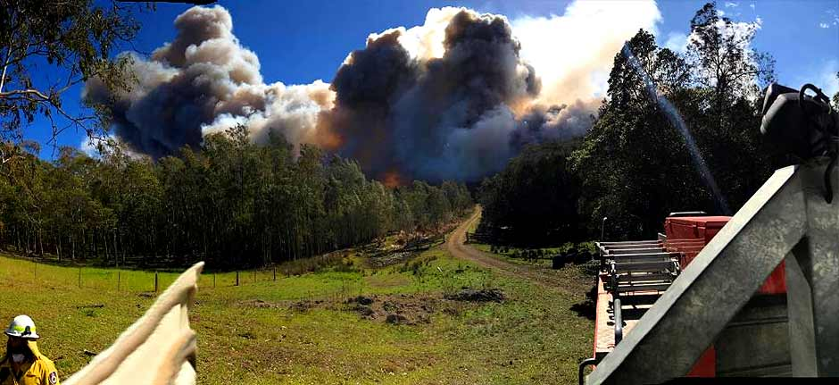 Kempsey Grass Fires: Meeting Aug. 20th At Council Chambers