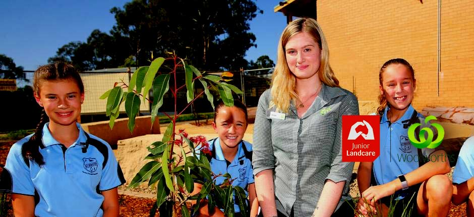 Woolworths boost for students' environmental projects