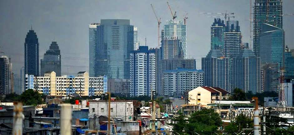 Indonesia selects new capital in Borneo