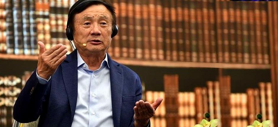 Huawei chief Ren Zhengfei offers to share 5G know-how