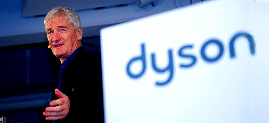 Dyson designed new ventilator for Boris Johnson in 10 days