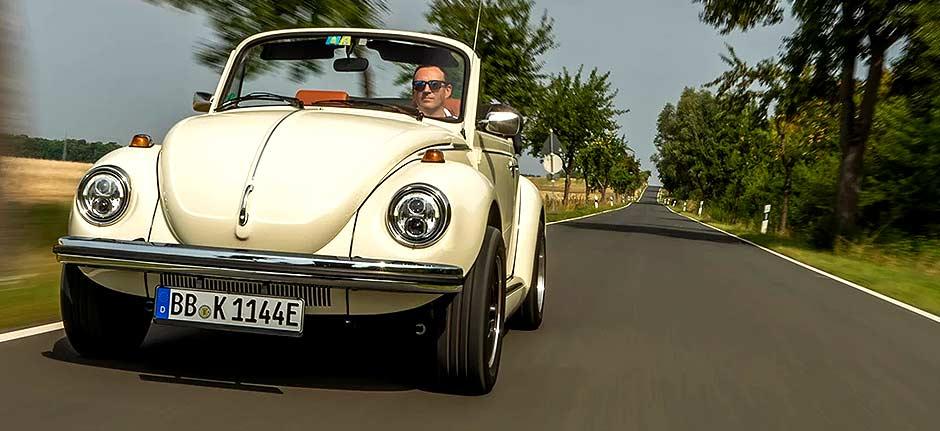Beetle Mania Returns! VW electrifies its historic classic