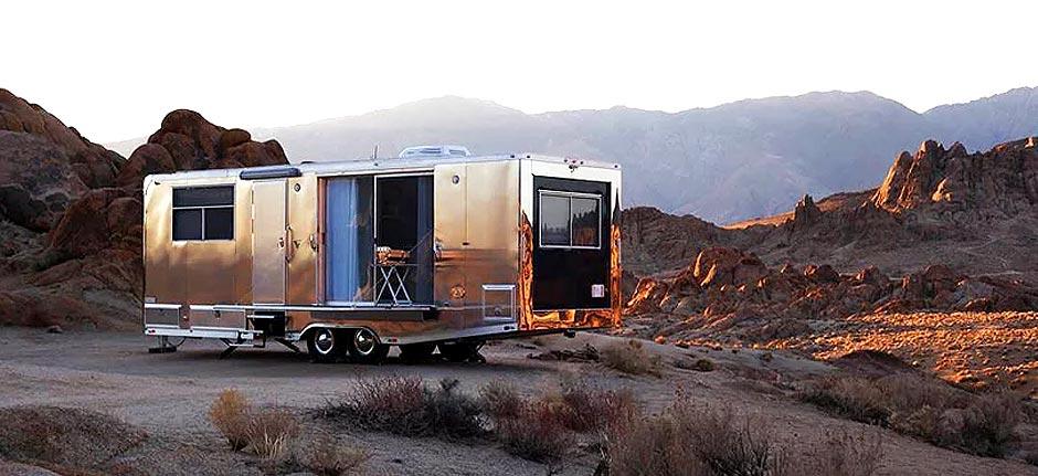 living vehicle 2020: net-zero luxury apartment