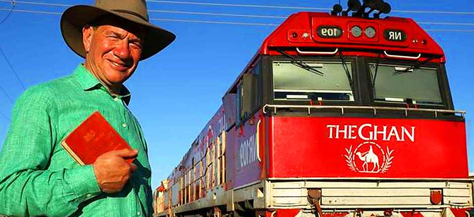 michael portillos 'The Ghan' thrashes MKR in ratings war