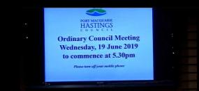 PMHC Orbital Road Meeting