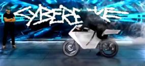Casey Neista | First Tesla Cyberbike