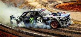 Ken Block's Pikes Peak Run