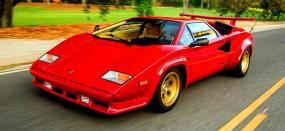 Lamborghini Countach Road Trip (P.1)