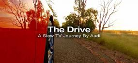 Audi 4hr slow TV 'Australian road trip'