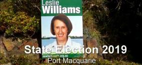 PortMac Elections 2019