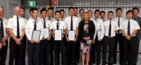 Pilots Graduation