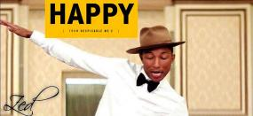 Pharrell Williams 'Happy'