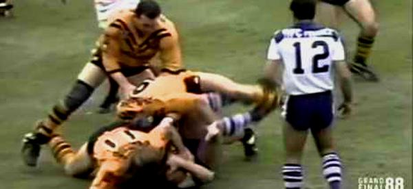 Canterbury Bulldogs Vs Balmain Tigers | 1988 Grand Final