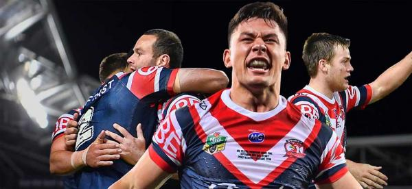 Sydney Roosters Vs Melbourne Storm | 2018 Grand Final