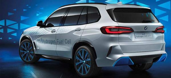 BMW Hydrogen NEXT
